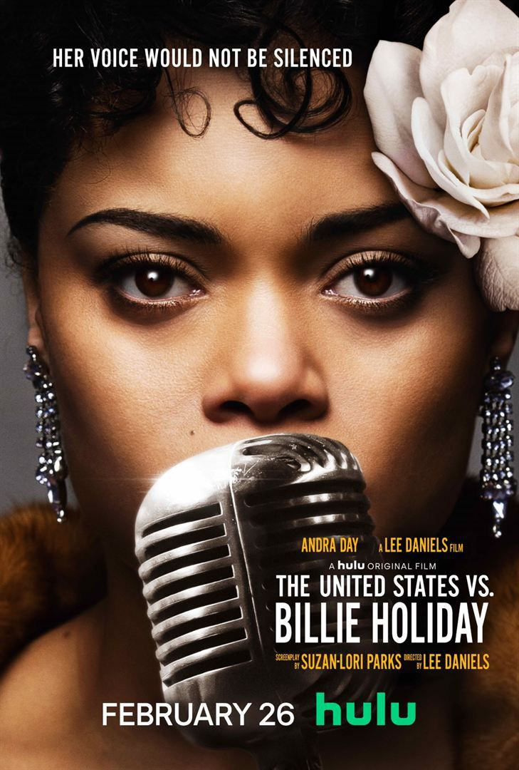 Billie Holiday, une affaire d'état - Film (2021)