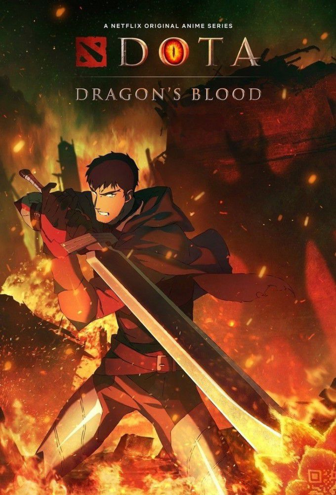 DOTA: Dragon's Blood - Anime (2021)