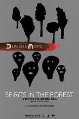 Depeche Mode : Spirits in the Forest - Documentaire (2019)