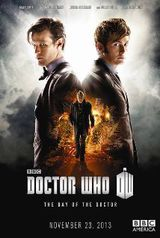 Doctor Who : The Day of the Doctor - Téléfilm (2013)