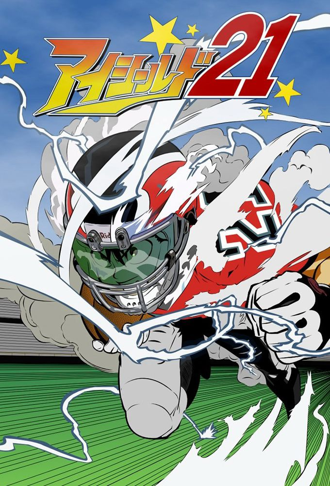 Eyeshield 21 - Anime (2004)