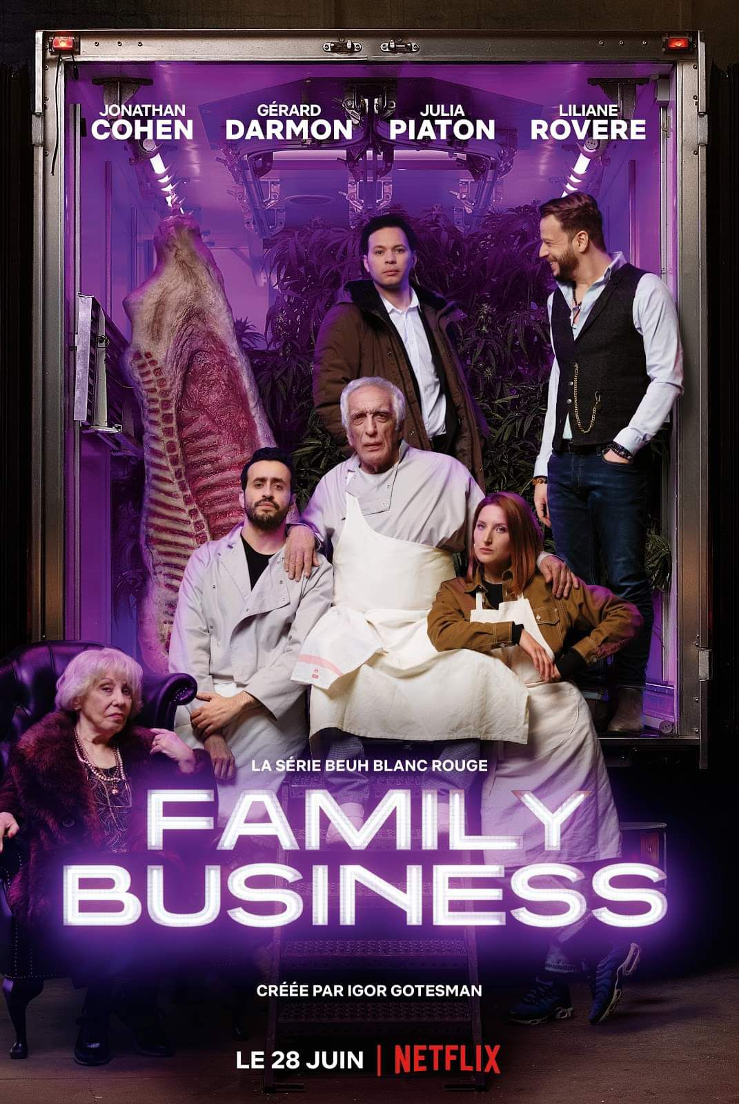 Family Business - Série (2019)
