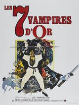 Les Sept Vampires d'or - Film (1974)