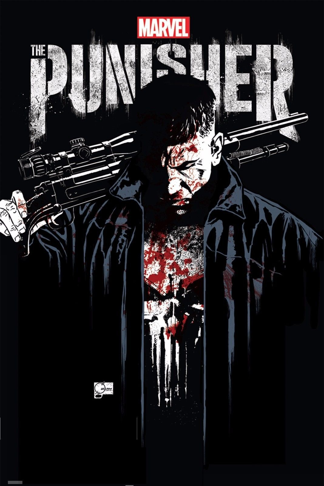 Marvel's The Punisher - Série (2017)