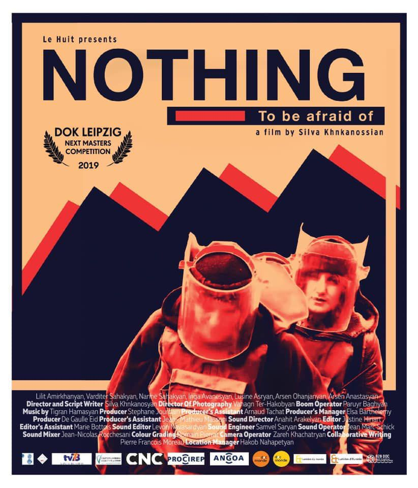 Nothing to be afraid of - Documentaire (2019)