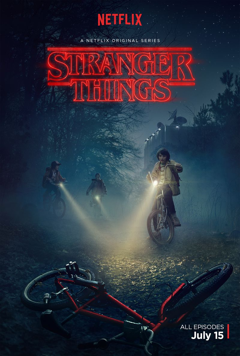 Stranger Things - Série (2016)