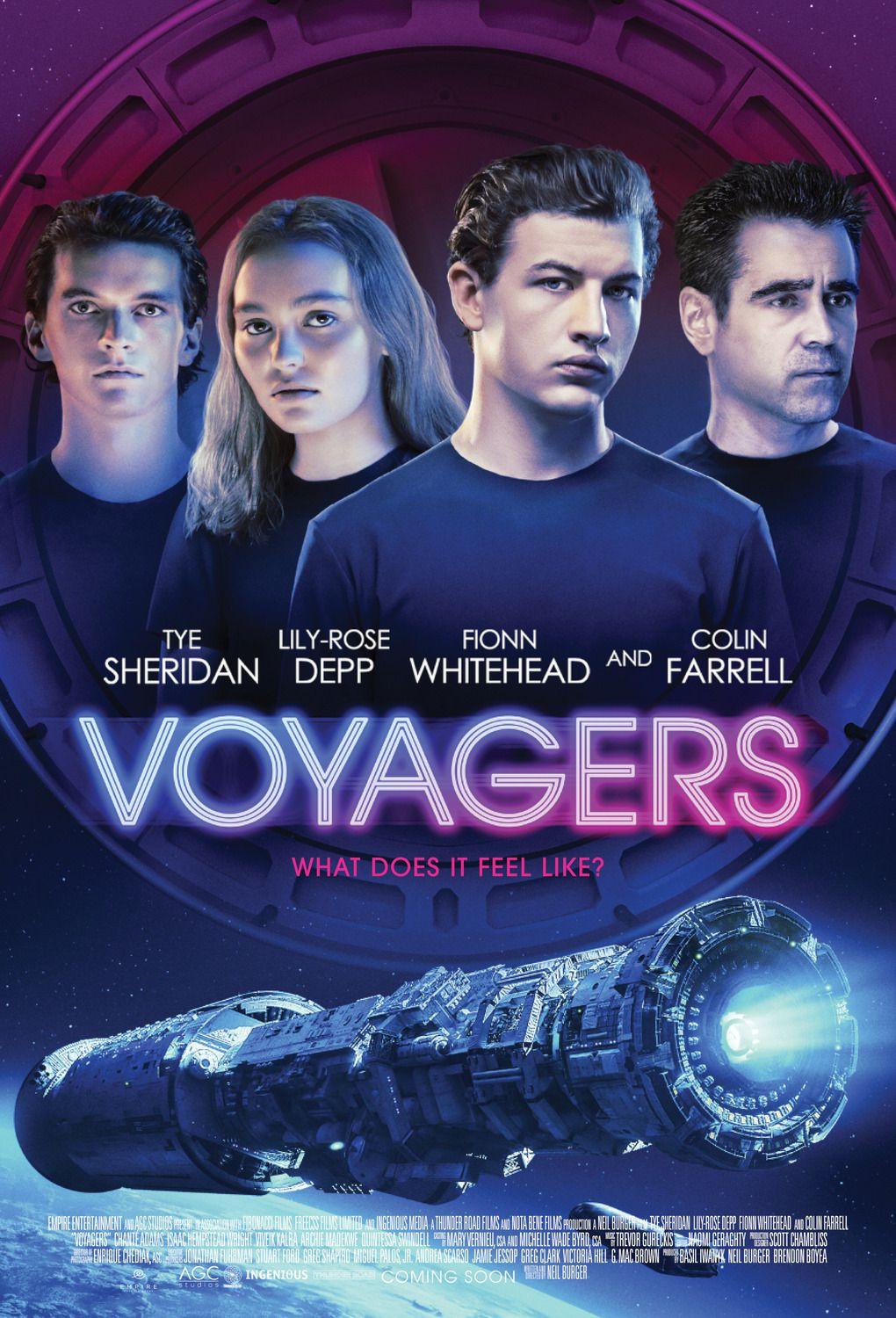 Voyagers - Film (2021)